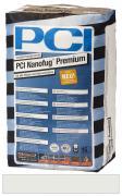 PCI Nanofug Premium Variabler Flexfugenmörtel für alle Fliesen und Natursteine silbergrau 15 kg