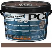 PCI Nanofug Premium Variabler Flexfugenmörtel für alle Fliesen und Natursteine mittelbraun 5 kg