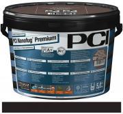 PCI Nanofug Premium Variabler Flexfugenmörtel für alle Fliesen und Natursteine schwarzbraun 5 kg