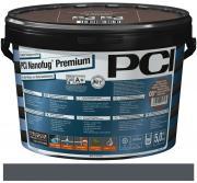 PCI Nanofug Premium Variabler Flexfugenmörtel für alle Fliesen und Natursteine schiefergrau 5 kg