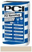 PCI Nanofug Variabler Flexfugenmörtel insbesondere für Steingut- und Steinzeugbeläge bahamabeige 15 kg