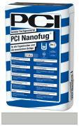 PCI Nanofug Variabler Flexfugenmörtel insbesondere für Steingut- und Steinzeugbeläge hellgrau 15 kg