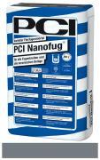 PCI Nanofug Variabler Flexfugenmörtel insbesondere für Steingut- und Steinzeugbeläge basalt 15 kg