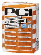 PCI Nanolight Leichter variabler Flexmörtel für alle Untergründe und alle keramischen Beläge 15 kg