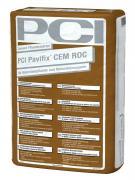 PCI Pavifix Cem Roc Zement-Pflastermörtel für Natursteinpflaster und Natursteinmauern 25 kg