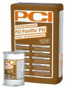 PCI Pavifix PU 2K PUR-Pflasterfugenmörtel für Natur- und Betonsteinpflaster grau 20,90 kg