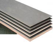 PCI Pecidur Platte Hartschaumträgerelement für den Innenausbau und zur Sanierung Dicke 6 mm Plattengröße 1300 x 600 mm