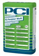 PCI Periplan Multi Zement-Bodenausgleich für Wohnungs-, Gewerbe- und Industriebau 25 kg