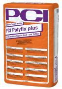 PCI Polyfix Plus Schnell-Zement-Mörtel zur Schnellmontage im Hoch- und Tiefbau 25 kg