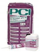 PCI Repafast Aps 40 3K-MS Reparaturmörtel von 0°C bis +25 °C für Verkehrsflächen und Industrieböden B 25,3 kg