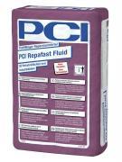 PCI Repafast Fluid Fließfähiger Reparaturmörtel für Verkehrsflächen und Industrieböden 25 kg