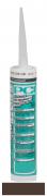PCI Silcoferm S Silikon-Dichtstoff universell innen und außen einsetzbar dunkelbraun 310 ml