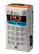 PCI Usp 32S Universal-Spachtelmasse Zement-Fließestrich innen grau 25 kg