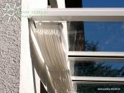 Peddy Shield Chrom-Bausatz Seilspanntechnik Universal inkl. Edelstahlseil und Spanner für Faltsonnensegel