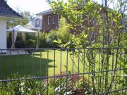Peddy Shield Gartenzaun Doppelstabmattenset ohne Pfosten, anthrazit (RAL7016) 3 Stück, Höhe 123cm