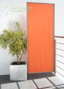 Peddy Shield Paravent Sicht- und Windschutz Terracotta 70 x 170 cm