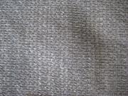 Peddy Shield Sichtschutz HDPE, anthrazit, incl. Kordel, 140 cm x 500 cm Länge