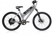 Polaris E-Bike Terrain gebürstetes aluminium 250W