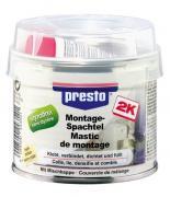 presto Montagespachtel 250g hell-ocker