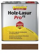Profi Consolan Holz-Lasur Pro FS nussbaum 2,5 L