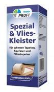 PROFI Kleister Spezial + Vlieskleister 200 g für schwere Tepeten, Raufaser und Vliestapeten