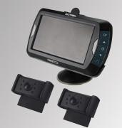 ProUser Kabellose Rückfahrkamera und Einparkhilfe DRC4320 mit digitaler Sendeeinheit