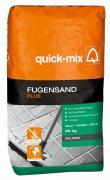 Quick-Mix Fugen-Sand plus 25 kg lichtgrau
