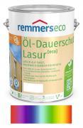 Remmers ECO Öl-Dauerschutz-Lasur Sonderton Wunschfarbton 2,5 L für Holz im Innen- & Außenbereich