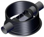 Rewatec Alpha-Clean-Filter bis 4000 m² DN300