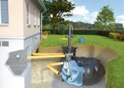 Rewatec Garten-Komplettanlage Premium mit Flachtank NEO 3.000 L