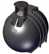 Rewatec Trinkwassertank BlackLine II 10.000 L