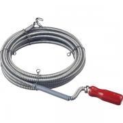 Rohr-Reinigungsspirale 6 mm x 3 m
