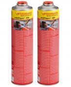 Rothenberger Multigas 300 Schraubkartusche 2er Pack (je 600 ml)