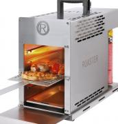 Rothenberger Thermo Roaster to Go Oberhitze Gasgrill inklusive Zubehör