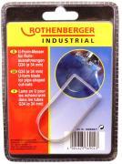 Rothenberger U-Form-Messer für Rohraus- nehmungen G34 mm