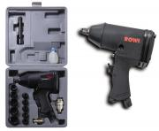 Rowi Druckluft-Schlagschrauber-Set 16-teilig DSS 16/1 Profi Werkzeug
