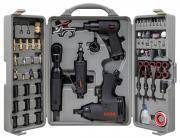 Rowi Druckluft-Werkzeug-Set 71-teilig DZB 71/1 Werkzeug