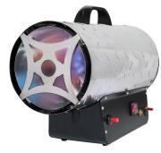 Rowi Gas-Heizgebläse 30 kW regelbar HGH 30000/4 R Inox Heizer Heizgerät Industrieheizer
