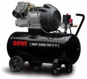 Rowi Kompressor 2,2 kW DKP 2200/50/3 V Druckluft