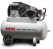 Rowi Kompressor 3 PS, 10 bar DKP 2200/100/1 Pro