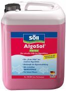 Söll AlgoSol forte Teichpflege 5 L für 100000 L schnelle Hilfe bei Algenblüten