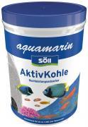 Söll aquamarin AktivKohle 1 L für 1.000 Liter Hochleistungsadsorber für klares Wasser