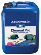 Söll aquamarin ElementPro 2,5 L für 50.000 Liter Meerwasser Optimale Mineralienversorgung