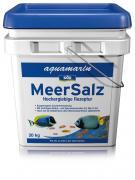 Söll aquamarin MeerSalz 20 kg für bis zu 500 Liter Meerwasser Mit wichtigen Makro- und Spurenelementen