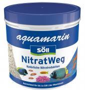 Söll aquamarin NitratWeg 300 g für 500 Liter Meerwasser Natürliche Nitratreduktion