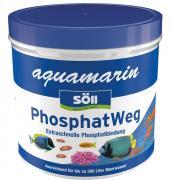 Söll aquamarin PhosphatWeg 300 g für 300 Liter Meerwasser Extraschnelle Phosphatbindung