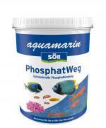 Söll aquamarin PhosphatWeg 600 g für 600 Liter Meerwasser Extraschnelle Phosphatbindung