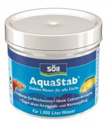 Söll AquaStab® 50 g für 1.000 Liter Reichweite Stabiles Wasser / Aufhärter
