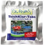 Söll Dr. Roths® Teichklar 4 Tabs für 2.000 L Reichweite