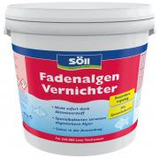 Söll FadenalgenVernichter 10 kg für 320000 Liter Teichpflege gegen Fadenalgen